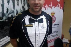 Spanish third-tier side Cultural Leonesa will wear this tuxedo-inspired jersey for the new season.