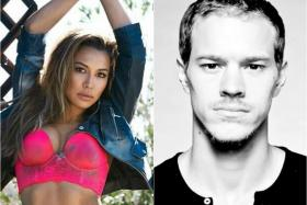 Glee star Naya Rivera and Ryan Dorsey tied the knot last Saturday (July 19) in a surprise nuptial in Mexico.