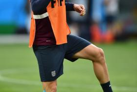 Lallana is forced out for six weeks after suffering from lateral collateral ligament injury during training.