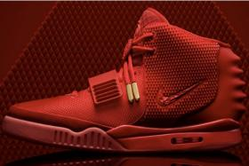 Nike and hip-hop star Kanye West collaborated to produce an all-red Air Yeezy II Red Octobers which sold out just 11 minutes after its surprise release in February. The sneakers, which retail at US$250 (S$310), have since been listed for thousands of dollars a pair on eBay.