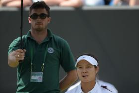 Her knee woes mean China's Li Na is out of the upcoming US Open.