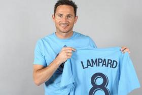 New York City FC midfielder Frank Lampard will join Manchester City on loan until January.