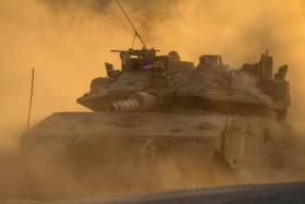 Israel and Hamas agreed to a 72-hour truce that will take effect on Tuesday afternoon.