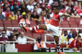 KEY MAN: Arsenal's new signing Alexis Sanchez is the latest addition to a quality squad at the Emirates.