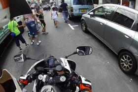 In conjunction with Singapore Ride Safe 2014 launched in June, Biker Boy explores pedestrian safety on our roads.