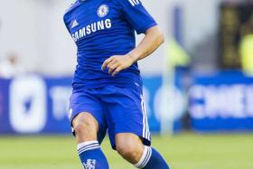 New Chelsea signing Cesc Fabregas will fill the midfield void left behind by Frank Lampard, according to manager Jose Mourinho.