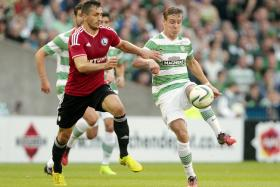 Celtic will continue their Champions League journey after Legia Warsaw were found to have fielded an ineligible player in the first leg of their third-round qualifier which ended 6-1 thrashing for the Scots.