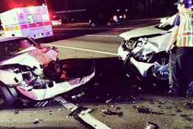 Webite that shows pics of car accidents and fetish