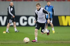 Chelsea flop Marko Marin is having a medical with Fiorentina to seal a loan move.