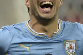 The Uruguayan and Barcelona striker's first game will be on Oct 26.