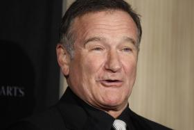 Robin Williams had early stages of Parkinson's disease, revealed his wife.
