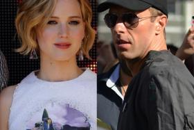Hunger Games actress Jennifer Lawrence is reportedly seeing Coldplay singer Chris Martin.