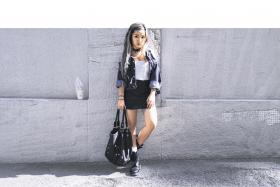 Blogger Naomi Neo.