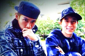 Taiwanese actor Kai Ko Chen-Tung (left) and Jaycee Chan have been rounded up in a drug bust, the latest in a series of crackdowns on celebrities.