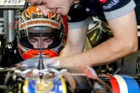 Dutch driver Max Verstappen, 16, is set to become Formula One's youngest ever driver.