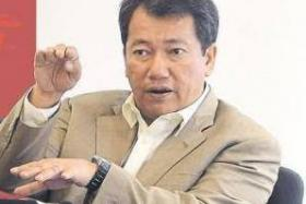 MRT Corp CEO Datuk Azhar Abdul Hamid.