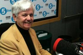 BBC radio announcer James Alexander Gordon, who read football results for the British broadcaster for four decades, has died aged 78.