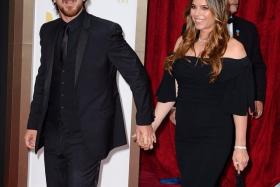 Christian Bale welcomes his first son with wife of 14 years, Sibi.