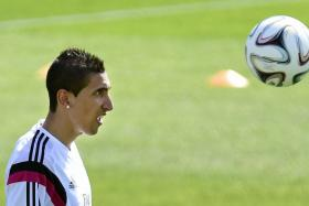 Angel di Maria is eyeing a move away from European champions Real Madrid.