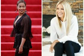 """Blue Ivy's mom is planning for her breakup with husband Jay Z to echo Gwyneth Paltrow's amicable """"conscious uncoupling"""" from Coldplay frontman Chris Martin, Us Weekly reported."""