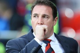 Malky Mackay is at the centre of a scandal involving several offensive text messages.