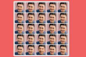 A screengrab of the 'Where's Jaycee' online game which debuted after news of Jaycee Chan's drug-related arrest.