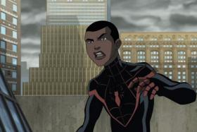 Donald Glover, who has always wanted to play Spider-Man, will finally play the super hero on animated TV series Ultimate Spider-Man.