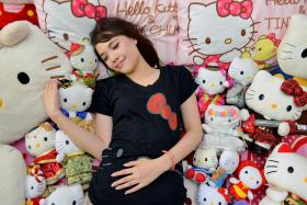 Hello Kitty is not a ... kitty? Sanrio confirms that the famous feline is just a little girl.