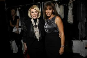 Melissa Rivers thanked fans for their support for her mother Joan Rivers who is critically ill.
