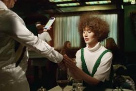 Actress Miranda July came up with the Somebody app that requires a third party to send a message to your friend.