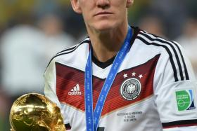 Schweinsteiger became a symbol of Germany's charge to a fourth world trophy.