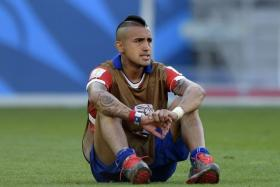 Juventus midfielder Arturo Vidal was one of the most talked about players during the summer transfer window.