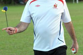 JDT coach Bojan Hodak.