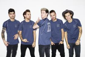UK-Irish boy band One Direction revealed on Monday (Sept 8) that its new album, Four, will drop Nov 17.