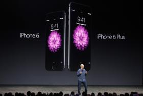 Apple CEO unveiled its new iPhone 6 and iPhone 6 plus yesterday.