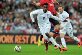 Daniel Sturridge will miss Liverpool's next English Premier League match against Aston Villa after he picked up a thigh knock while on international duty with England.