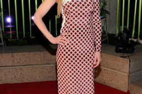 File photo of actress Nicole Kidman. The star's father has died following an accident in Singapore.