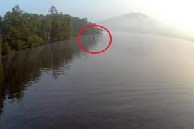 Has Loch Ness moved down south to England?