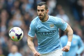 Manchester City had to move Alvaro Negredo to Valencia on loan because of financial fair play restrictions.