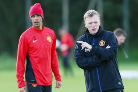Former Manchester United centre-back Rio Ferdinand did not approve of David Moyes' approach during his ill-fated tenure at the club.