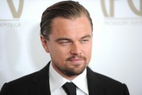 Leonardo DiCaprio joins UN climate campaign.