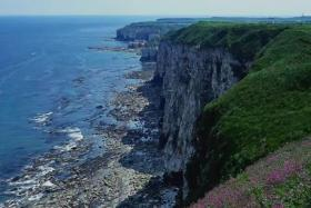 The bodies of two men were recovered after a helicopter crashed near Selwick Bay, Flamborough between the lighthouse and Flamborough Head golf course.