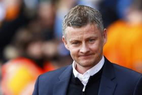 Ole Gunnar Solskjaer has parted company with Cardiff City.