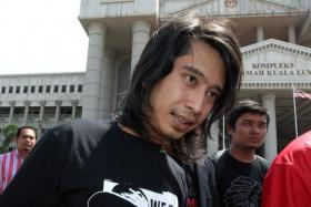 Malaysian activist Adam Adli Abd Halim has been jailed a year for uttering seditious words during a talk about free and fair elections.