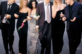 Friends are celebrating their 20th anniversary since the pilot episode aired in 1994.