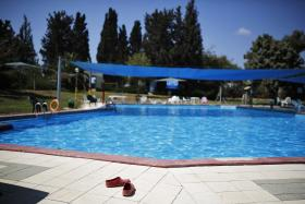 File photo of a swimming pool.