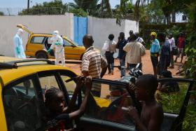 The deadly Ebola virus could infect 1.4 million people in West Africa by next January.