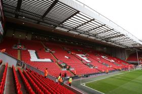 Liverpool have been granted permission to expand Anfield.