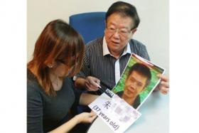 Malaysian Chinese Association public services and complaints department head Michael Chong talking with Betty about Zhu.