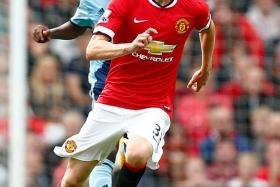 Manchester United defender Paddy McNair.